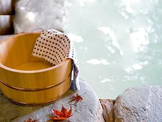 にごり湯を楽しめる温泉旅館